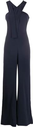 Victoria Victoria Beckham Wide-Leg Tailored Jumpsuit