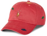 Polo Ralph Lauren Embroidered Classic Chino Cap