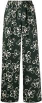 Aspesi Wide-Leg Cotton Trousers