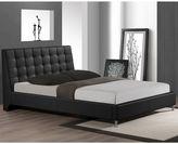 Bed Bath & Beyond Zeller Designer Queen Bed with Upholstered Headboard