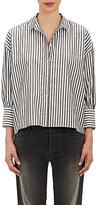 Nili Lotan Women's Fulton Cotton Shirt