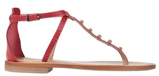 Luca Valentini Toe post sandal