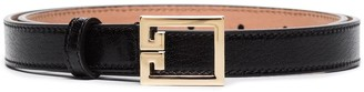 Givenchy GV3 leather belt
