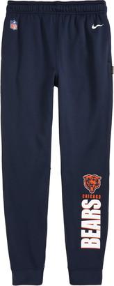 Nike Dri-FIT Therma NFL Logo Chicago Bears Sweatpants