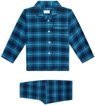Derek Rose Check Pyjama Set