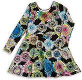 Flowers by Zoe Girls 7-16 Daisy Print Dress