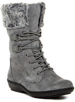 Aerosoles Pinelands Faux Fur Trim Boot