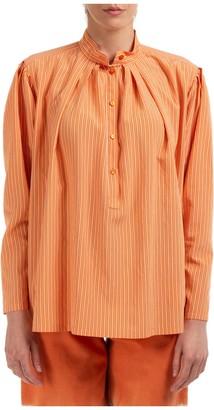 Alberta Ferretti Striped Shirt