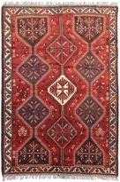 F.J. Kashanian Shiraz Hand-Knotted Wool Rug