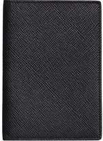 Smythson Men's Panama Passport Case