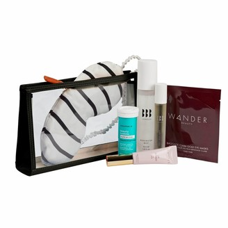 Stow Jet Luxury Wellbeing Kit Curated by Wellness Expert Bobbi Brown