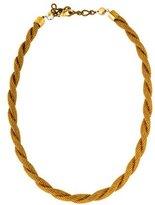 Dannijo Rope Chain Necklace