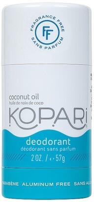 Kopari Coconut Deodorant - Fragrance Free