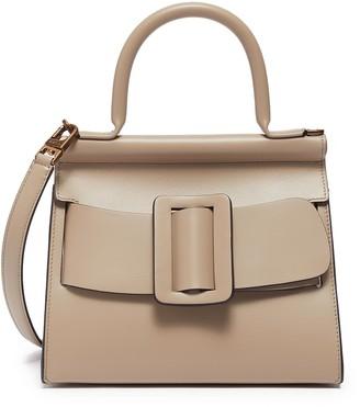 Boyy 'Karl 24' small flapover satchel buckle top handle bag