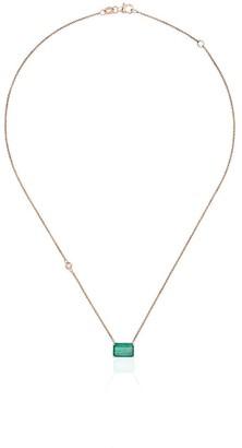 Shay Emerald Pendant Necklace