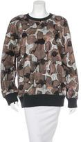 Vera Wang Floral Print Sweatshirt w/ Tags