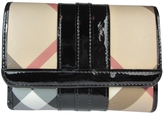 Burberry Leather portefeuille