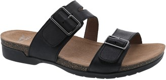 Dansko Women's Adjustable Leather Sandals - Rosie