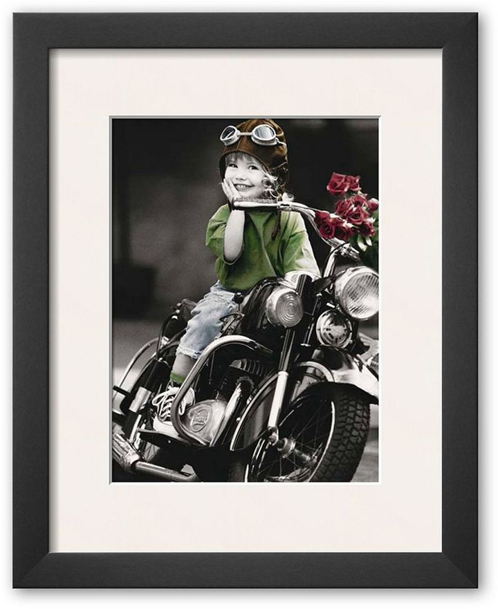 """Art.com Can You Resist"""" Framed Art Print by Kim Anderson"""