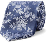 Calvin Klein Floral Tie