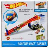 Mattel Inc. Hot Wheels(R) - Rooftop Race Garage Play Set
