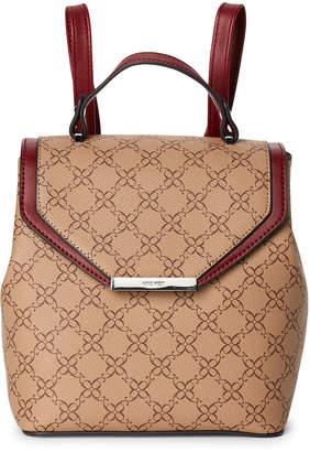 Nine West Mocha Haidyn Convertible Backpack