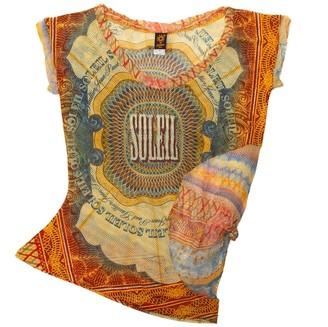 Jean Paul Gaultier \N Orange Top for Women Vintage