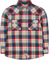 Haddad Long Sleeve Button-Front Shirt Boys