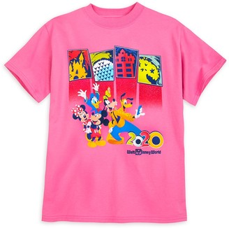 Disney Mickey Mouse and Friends T-Shirt for Girls Walt World 2020