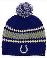 '47 Women's Indianapolis Colts Leslie Pom Knit