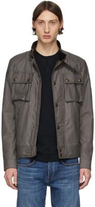 Belstaff Grey Racemaster Jacket