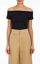 Helmut Lang Women's Off-The-Shoulder Top