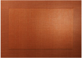 ASA Tabletop Placemat - Copper Woven Border