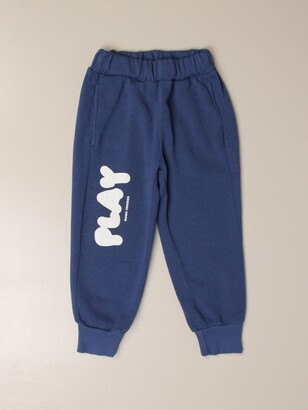 Bobo Choses Jogging Trousers With Writing