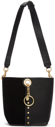 See by Chloe Black Small Gaia Tote