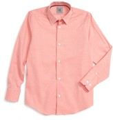 Boy's Jb Jr Solid Dress Shirt