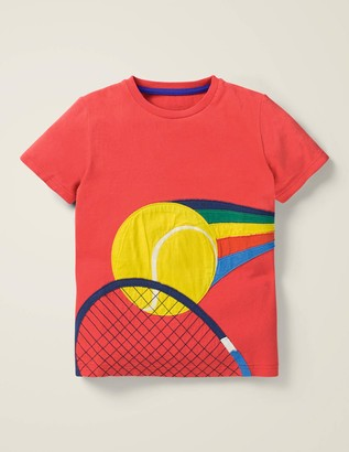Sports Applique T-shirt