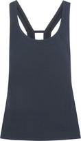 Yummie by Heather Thomson Jackie stretch-cotton jersey tank