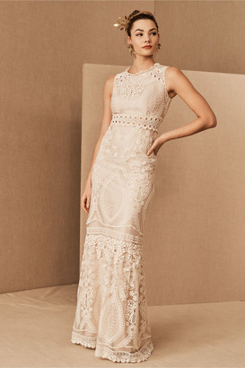 Anna Sui Roane Gown