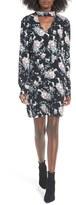 WAYF Women's Choker Shift Dress