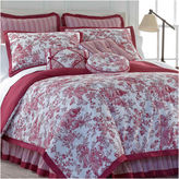 JCPenney JCP Home Collection Toile Garden Comforter Set