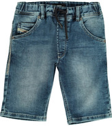 Diesel Krooley Cord Jogg Bermuda Shorts