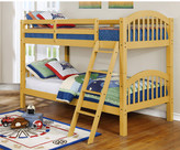 Viv + Rae Hudson Twin over Twin Bunk Bed