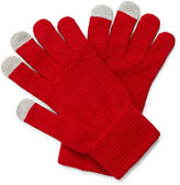 MIXIT ESSENTIALS Mixit Striped Touch Tech Gloves