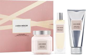 Laura Mercier Luxe Indulgence Ambre Vanille Body Set