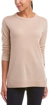 Magaschoni Cashmere High-low Pullover.