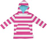 I Play Hoodie (Baby/Toddler) - Hot Pink-L/XL