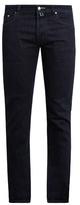 Jacob CohËn Tailored Slim-leg Stretch-denim Jeans