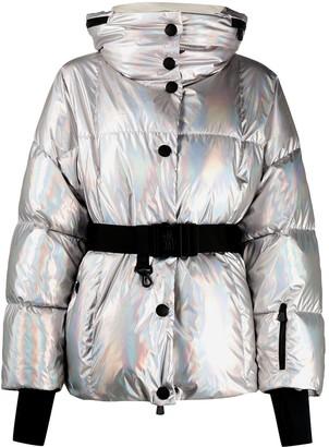 MONCLER GRENOBLE Ollignan belted puffer jacket