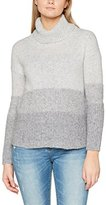 BOSS ORANGE Women's Ilke 10201090 01 Cardigan, Grey ( Grey 032)